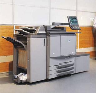 Impresión digital y en pequeña tirada