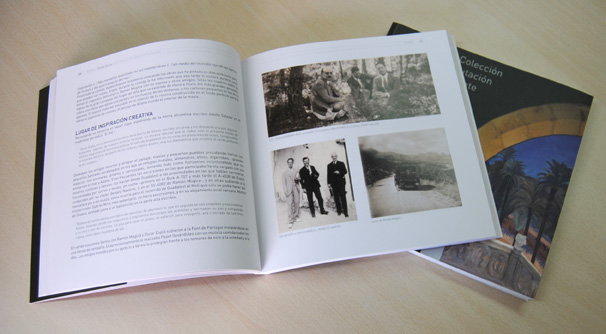 Catálogo de la exposición de Emilio Varela en el MUBAG