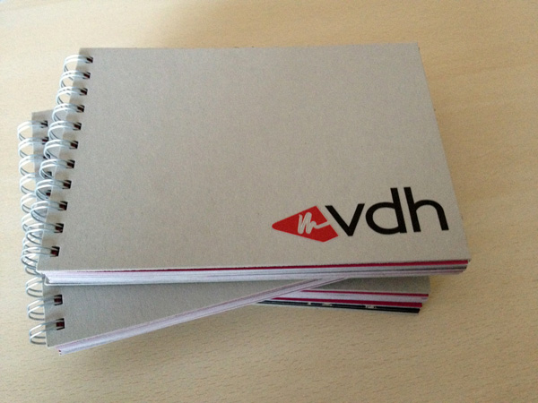 dossier VDH - Impresión digital