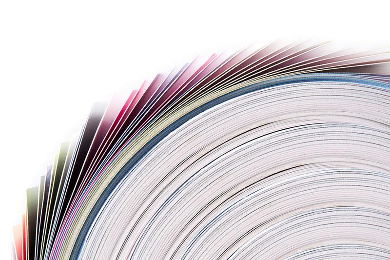 Especialistas en revistas y catálogos