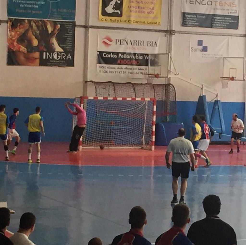 Ingra con el deporte base - C.D. Agustinos