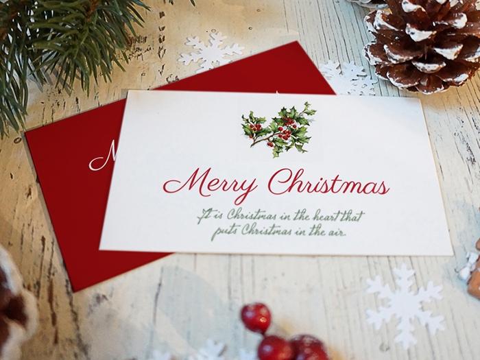 Felicitaciones de navidad - Ingra Impresores
