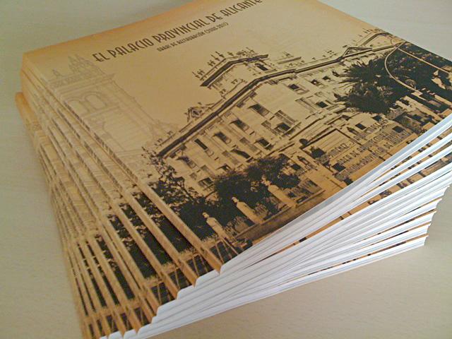 Libro Diputación