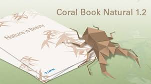 Coral Book Natural 1.2