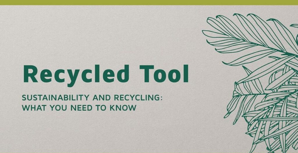 Fedrigoni Recycled Tool